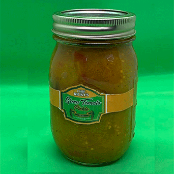 Ricky's Pickle Relish
